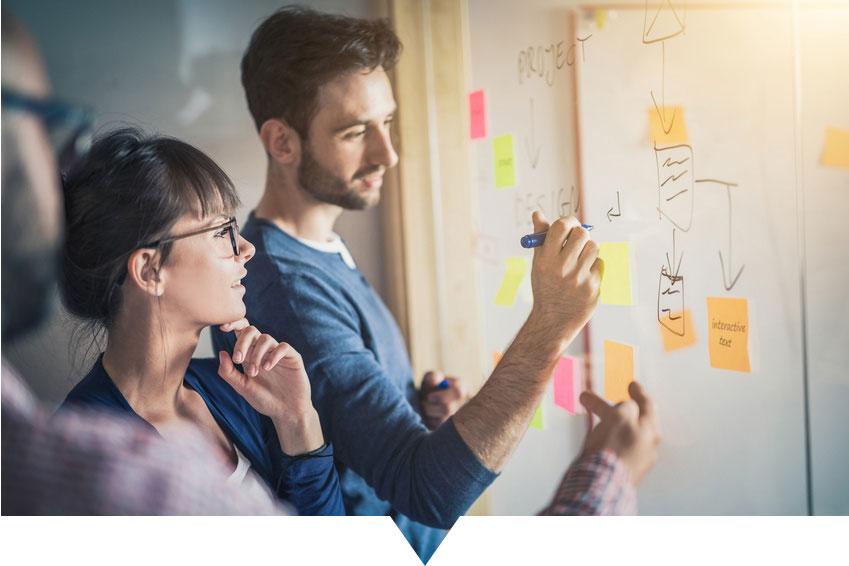 Avec Proj'et'sens : Analysez le travail et définissez des améliorations possibles