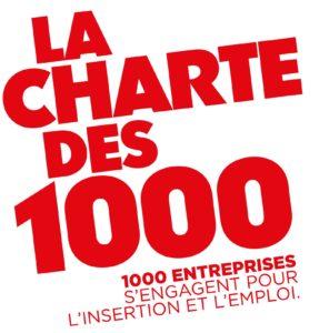 Logo de la Charte des 1000